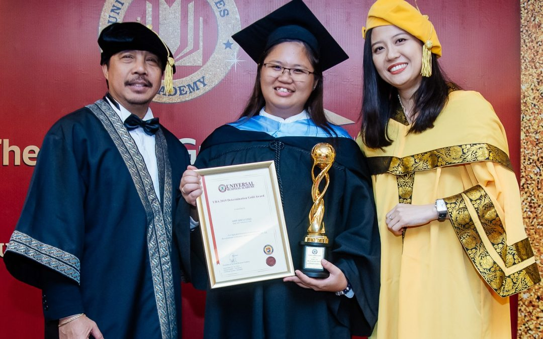 Award for graduands – Oscars Graduation 2019